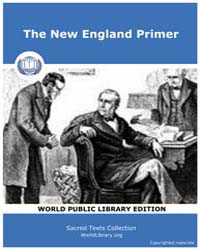 The New England Primer, Score Chr Nep by Cornhill, Boston