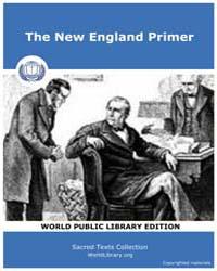 The New England Primer, Score Chr Nep by Cornhill, Boston