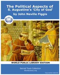 The Political Aspects of S. Augustine's ... by Figgis, John Neville