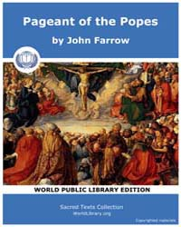 Pageant of the Popes, Score Chr Ptp by Farrow, John
