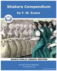 Shakers Compendium by Evans, F. W .