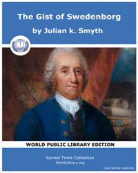 The Gist of Swedenborg, Score Chr Swe by K. Smyth, Julian