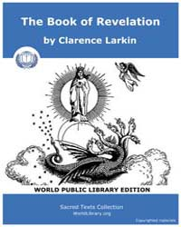 The Book of Revelation, Score Chr Tbr by Larkin, Clarence