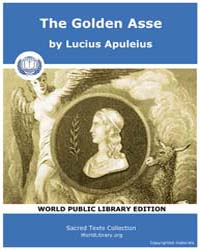 The Golden Asse by Apuleius, Lucius