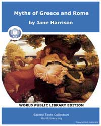 Myths of Greece and Rome, Score Mgr by Harrison, Jane