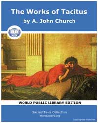 The Works of Tacitus, Score Tac by Church, A. John
