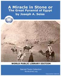 A Miracle in Stone, the Great Pyramid of... by A. Seiss, Joseph