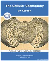 The Cellular Cosmogony, Score Earth Cc by Koresh