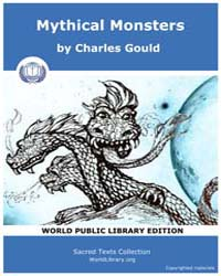 Mythical Monsters by Gould, Charles