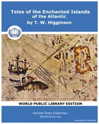 Tales of the Enchanted Islands of the At... by Higginson, T. W .