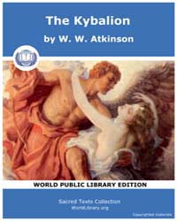 The Kybalion by Atkinson, W. W.