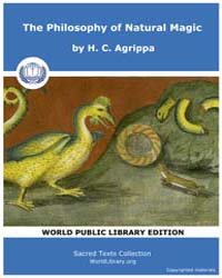 The Philosophy of Natural Magic, Score E... by Agrippa, H. C.