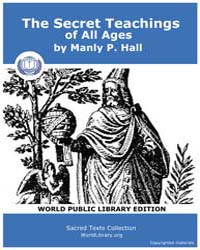 Secret Teachings of All Ages Volume XXVIII by Hall, Manly P.