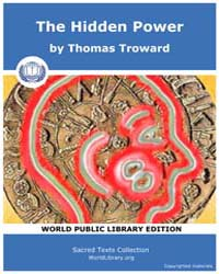 The Hidden Power by Troward, Thomas