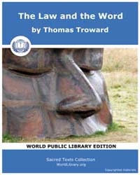 The Law and the Word, Score Eso Ttlaw by Troward, Thomas