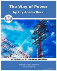 The Way of Power by Beck, Lily Adams