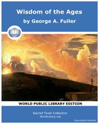 Wisdom of the Ages, Score Eso Wota by Fuller, George A.