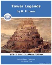 Tower Legends, Score Etc Tl by Lane, B. P.
