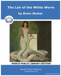 The Lair of the White Worm, Score Goth L... by Stoker, Bram