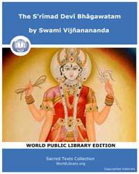 The S'Rîmad Devî Bhâgawatam, Score Hin D... by Vijñanananda, Swami
