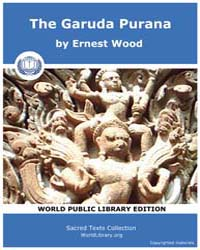 The Garuda Purana, Score Hin Gpu by Wood, Ernest