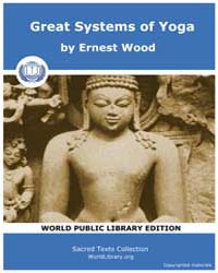 Great Systems of Yoga, Score Hin Gsoy by Wood, Ernest