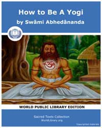 How to Be a Yogi, Score Hin Hby by Abhedânanda, Swâmi