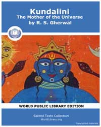 Kundalini, the Mother of the Universe, S... by Gherwal, R. S.