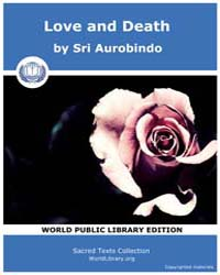 Love and Death, Score Hin Lad by Aurobindo, Sri