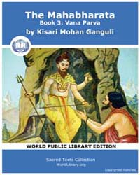 The Mahabharata Book 3 : Vana Parva, Sco... by Ganguli, Kisari Mohan
