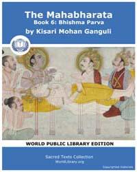 The Mahabharata Book 6 : Bhishma Parva, ... by Ganguli, Kisari Mohan
