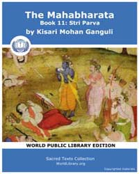 The Mahabharata Book 11 : Stri Parva, Sc... by Ganguli, Kisari Mohan