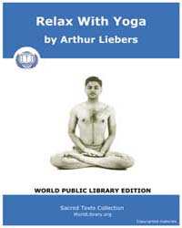 Relax with Yoga, Score Hin Rwy by Liebers, Arthur