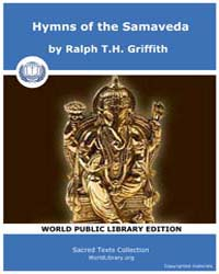 Hymns of the Samaveda by Griffith, Ralph T.H.