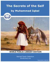 The Secrets of the Self, Score Iq by Iqbal, Muhammad