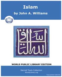 Islam, Score Isl by Williams, John A.