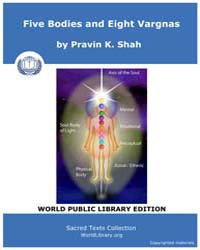 Five Bodies and Eight Vargnas by Shah, Pravin K.