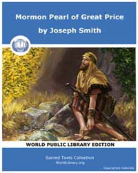 Mormon Pearl of Great Price, Score Mor P... by Smith, Joseph
