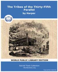 The Tribes of the Thirty-fifth Paralle, ... Volume Vol. XVII. by Harper