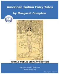 American Indian Fairy Tales, Score Nam A... by Compton, Margaret