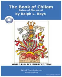 The Book of Chilam Balam of Chumayel, Sc... by Roys, Ralph L.