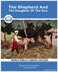 The Shepherd and the Daughter of the Sun... by Sacred Texts