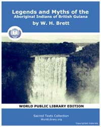 Legends and Myths of the Aboriginal Indi... by Brett, W. H.