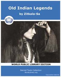 Old Indian Legends, Score Nam Oil by Zitkala-sa