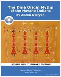 The Dîné Origin Myths of the Navaho Indi... by O'Bryan, Aileen
