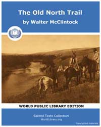 The Old North Trail, Score Nam Ont by McClintock, Walter