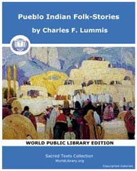 Pueblo Indian Folk-stories, Score Nam Pi... by Lummis, Charles