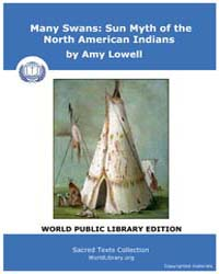 Many Swans : Sun Myth of the North Ameri... by Lowell, Amy