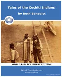 Tales of the Cochiti Indians, Score Nam ... by Benedict, Ruth