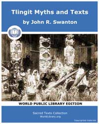 Tlingit Myths and Texts, Score Nam Tmt by Swanton, John R.